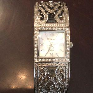 Women's Cuff Wristband Watch